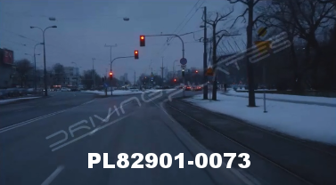 Vimeo clip HD & 4k Driving Plates Warsaw, Poland PL82901-0073