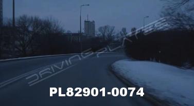 Vimeo clip HD & 4k Driving Plates Warsaw, Poland PL82901-0074