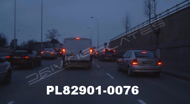 Vimeo clip HD & 4k Driving Plates Warsaw, Poland PL82901-0076
