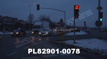 Vimeo clip HD & 4k Driving Plates Warsaw, Poland PL82901-0078