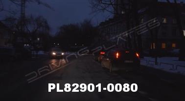Vimeo clip HD & 4k Driving Plates Warsaw, Poland PL82901-0080