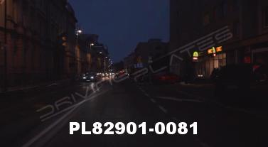 Vimeo clip HD & 4k Driving Plates Warsaw, Poland PL82901-0081