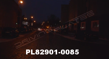 Vimeo clip HD & 4k Driving Plates Warsaw, Poland PL82901-0085