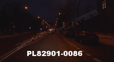 Vimeo clip HD & 4k Driving Plates Warsaw, Poland PL82901-0086