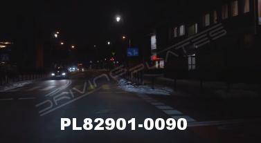 Vimeo clip HD & 4k Driving Plates Warsaw, Poland PL82901-0090
