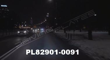 Vimeo clip HD & 4k Driving Plates Warsaw, Poland PL82901-0091