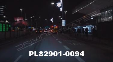 Vimeo clip HD & 4k Driving Plates Warsaw, Poland PL82901-0094