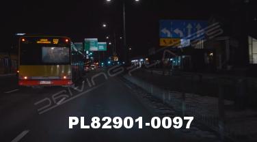 Vimeo clip HD & 4k Driving Plates Warsaw, Poland PL82901-0097