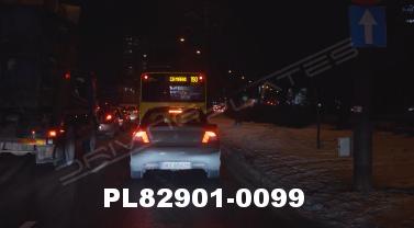 Vimeo clip HD & 4k Driving Plates Warsaw, Poland PL82901-0099