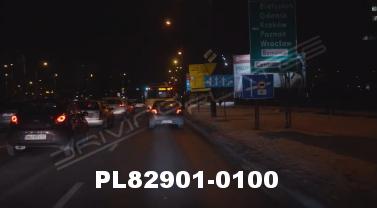 Vimeo clip HD & 4k Driving Plates Warsaw, Poland PL82901-0100