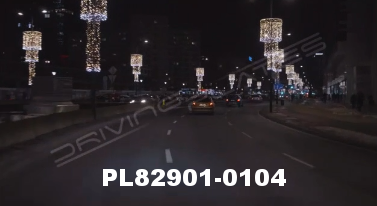 Vimeo clip HD & 4k Driving Plates Warsaw, Poland PL82901-0104