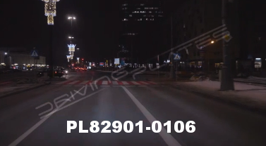 Vimeo clip HD & 4k Driving Plates Warsaw, Poland PL82901-0106