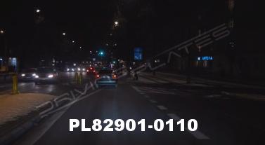 Vimeo clip HD & 4k Driving Plates Warsaw, Poland PL82901-0110