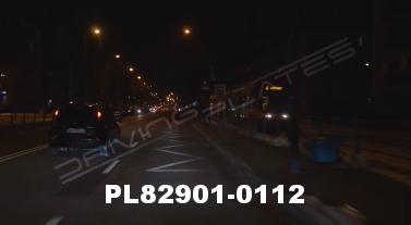 Vimeo clip HD & 4k Driving Plates Warsaw, Poland PL82901-0112