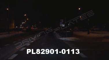 Vimeo clip HD & 4k Driving Plates Warsaw, Poland PL82901-0113