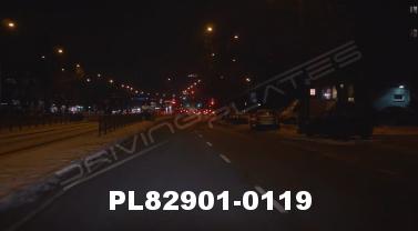 Vimeo clip HD & 4k Driving Plates Warsaw, Poland PL82901-0119