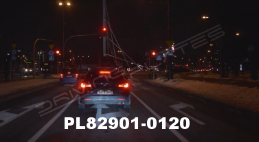 Vimeo clip HD & 4k Driving Plates Warsaw, Poland PL82901-0120