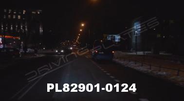 Vimeo clip HD & 4k Driving Plates Warsaw, Poland PL82901-0124
