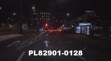 Vimeo clip HD & 4k Driving Plates Warsaw, Poland PL82901-0128