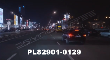 Vimeo clip HD & 4k Driving Plates Warsaw, Poland PL82901-0129