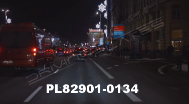 Vimeo clip HD & 4k Driving Plates Warsaw, Poland PL82901-0134