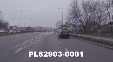 Vimeo clip HD & 4k Driving Plates Częstochowa, Poland PL82903-0001