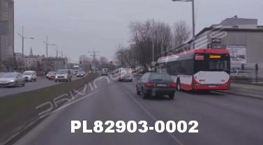 Vimeo clip HD & 4k Driving Plates Częstochowa, Poland PL82903-0002