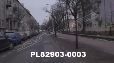 Vimeo clip HD & 4k Driving Plates Częstochowa, Poland PL82903-0003