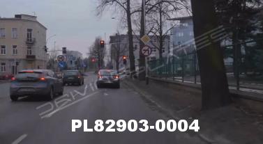 Vimeo clip HD & 4k Driving Plates Częstochowa, Poland PL82903-0004