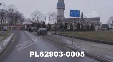Vimeo clip HD & 4k Driving Plates Częstochowa, Poland PL82903-0005