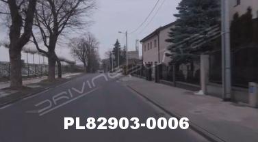 Vimeo clip HD & 4k Driving Plates Częstochowa, Poland PL82903-0006