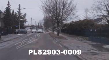 Vimeo clip HD & 4k Driving Plates Częstochowa, Poland PL82903-0009