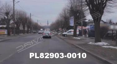 Vimeo clip HD & 4k Driving Plates Częstochowa, Poland PL82903-0010