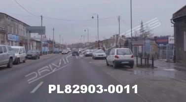 Vimeo clip HD & 4k Driving Plates Częstochowa, Poland PL82903-0011