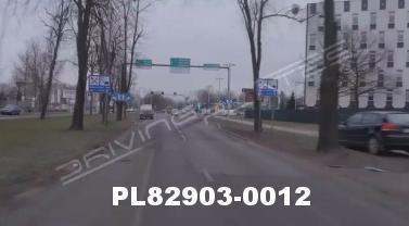 Vimeo clip HD & 4k Driving Plates Częstochowa, Poland PL82903-0012