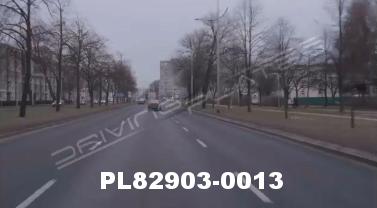 Vimeo clip HD & 4k Driving Plates Częstochowa, Poland PL82903-0013