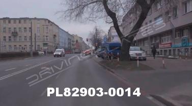 Vimeo clip HD & 4k Driving Plates Częstochowa, Poland PL82903-0014