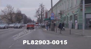 Vimeo clip HD & 4k Driving Plates Częstochowa, Poland PL82903-0015