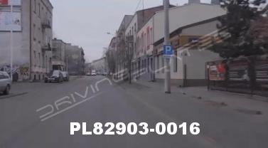 Vimeo clip HD & 4k Driving Plates Częstochowa, Poland PL82903-0016