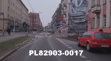 Vimeo clip HD & 4k Driving Plates Częstochowa, Poland PL82903-0017