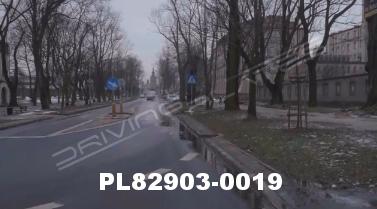 Vimeo clip HD & 4k Driving Plates Częstochowa, Poland PL82903-0019