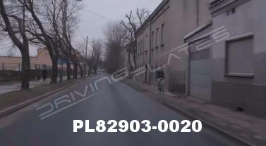 Vimeo clip HD & 4k Driving Plates Częstochowa, Poland PL82903-0020