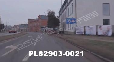 Vimeo clip HD & 4k Driving Plates Częstochowa, Poland PL82903-0021