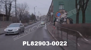 Vimeo clip HD & 4k Driving Plates Częstochowa, Poland PL82903-0022