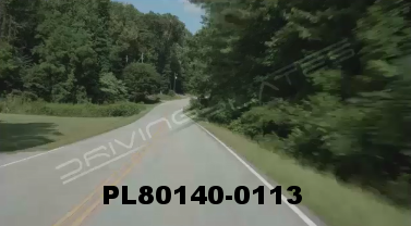 Copy of Vimeo clip HD & 4k Driving Plates Blue Ridge Hwy, SC PL80140-0113