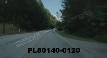 Copy of Vimeo clip HD & 4k Driving Plates Blue Ridge Hwy, SC PL80140-0120