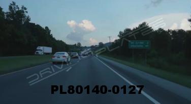 Copy of Vimeo clip HD & 4k Driving Plates Blue Ridge Hwy, SC PL80140-0127