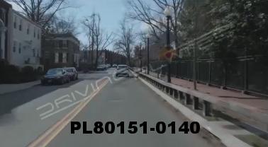 Vimeo clip HD & 4k Driving Plates Georgetown, D.C. PL80151-0140