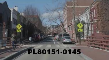 Vimeo clip HD & 4k Driving Plates Georgetown, D.C. PL80151-0145