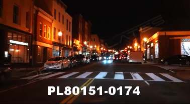 Vimeo clip HD & 4k Driving Plates Georgetown, D.C. PL80151-0174